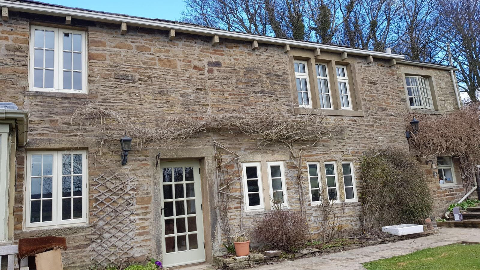 Bespoke Windows in Yorkshire Dales